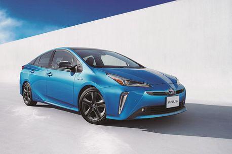 TSS列標配,油耗略減1.0km/L!日規小改款Toyota Prius即刻開賣