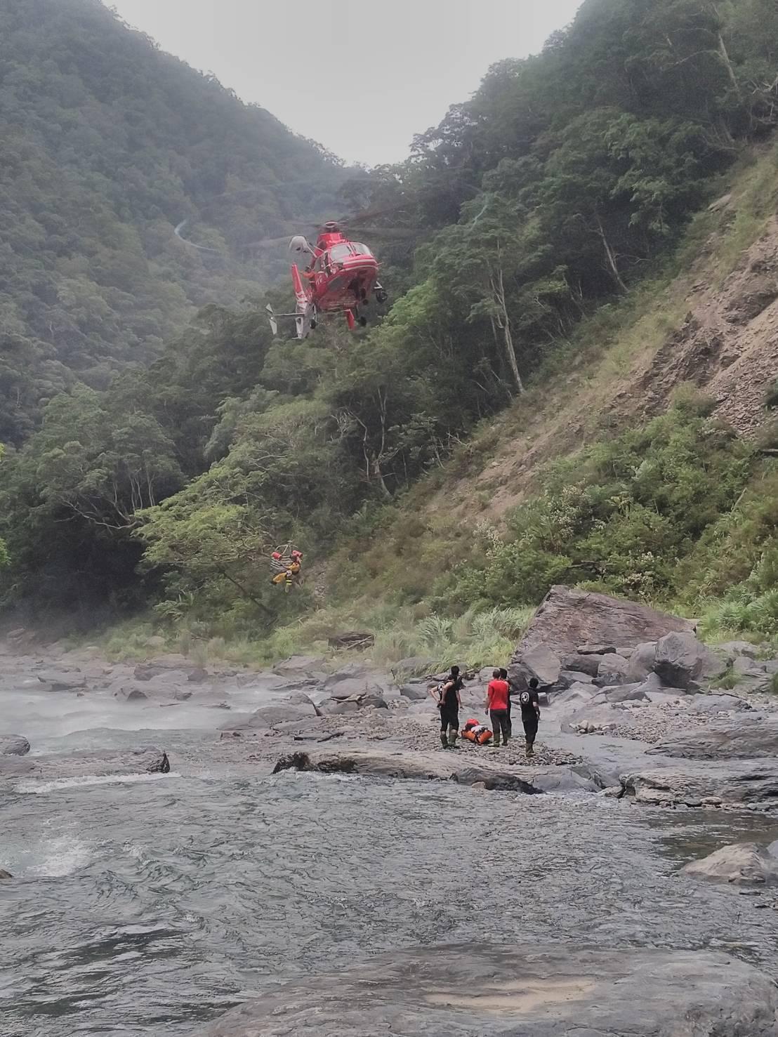 登山是許多人重要戶外活動,但需視體力與時間,量力而為。圖/讀者提供