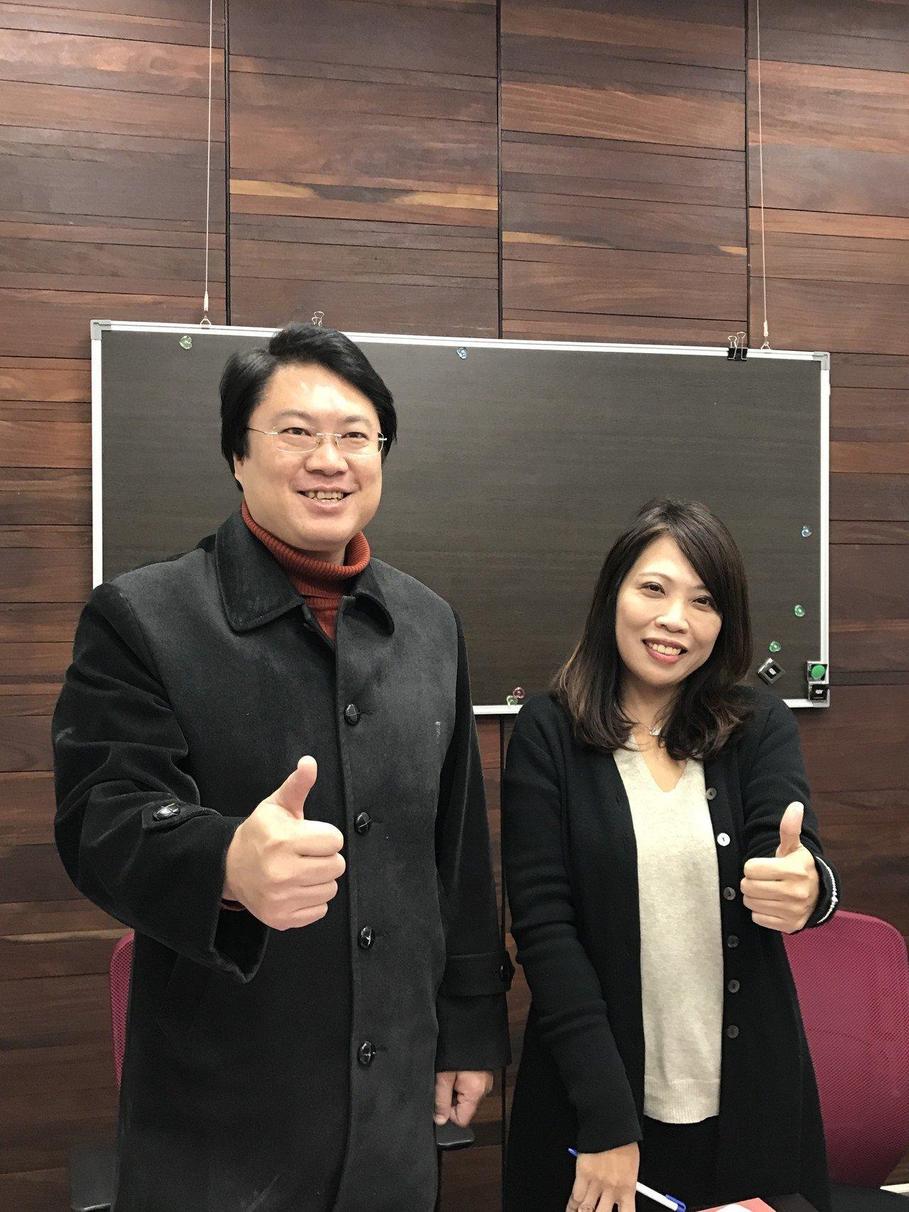 基隆市文化局長,由市府發言人陳靜萍接任。記者吳淑君/攝影