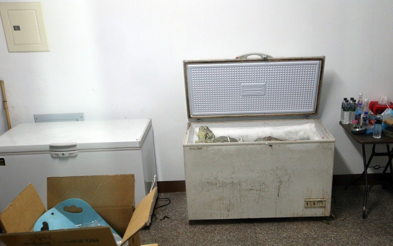 丁姓男子遭殺害藏放冰櫃長達3個月。圖/本報資料照片