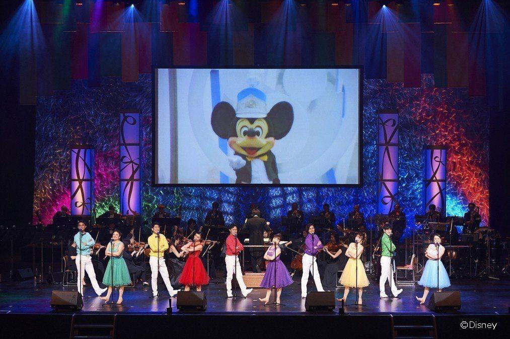 迪士尼音樂會明年登台。 圖/PROMAX 提供