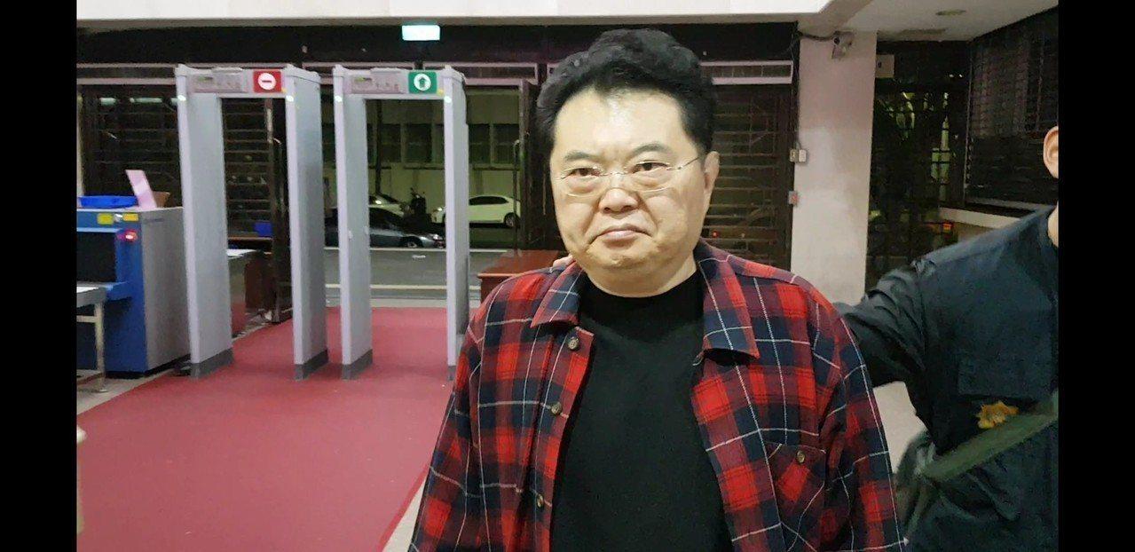 烏來原住民區民代表當選人吳真涉買票遭收押。記者張宏業/攝影