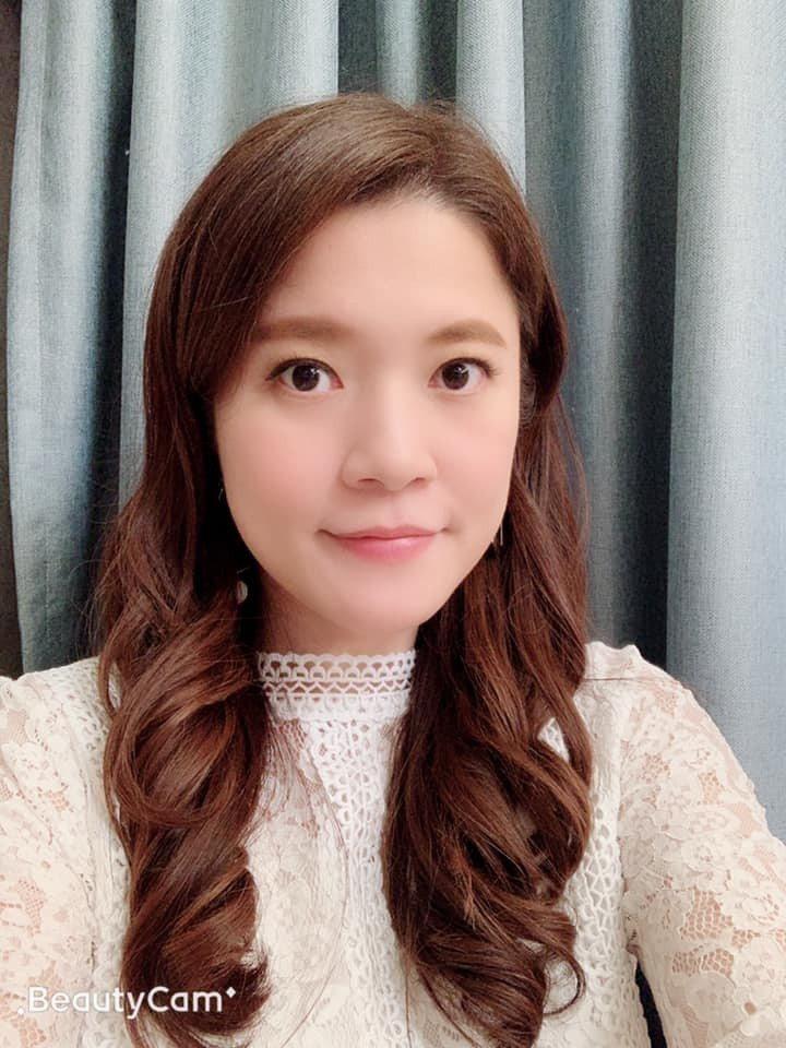 被稱為「大學姊」的林筱淇。圖/取自林筱淇臉書