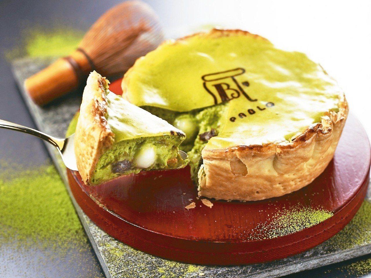現烤半熟起司塔專賣店在新光三越台北信義新天地A8館2樓。 圖/PABLO提供