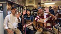 陳其邁深夜直播再開嗓 衝韓國瑜唱「咱上愛的所在」