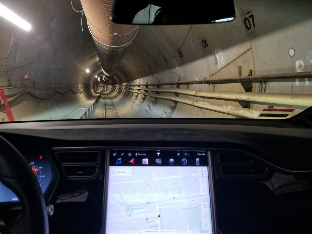 摘自The Boring Company