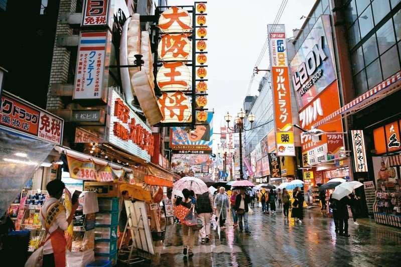 去日本旅遊一直是台灣的熱選。路透