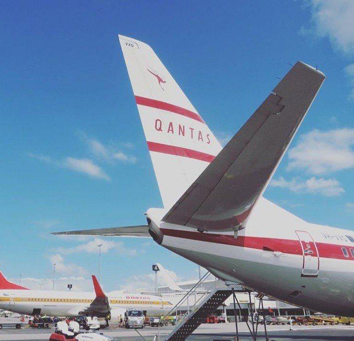 澳洲達爾文機場。圖取自Instagram