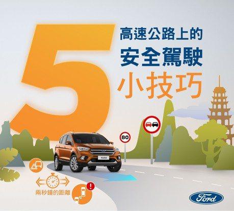 長途駕駛五大重點提醒 行車安全一次掌握
