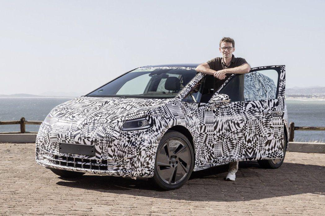 全新Volkswagen ID. Hatchback純電掀背車將正式量產。 摘自...