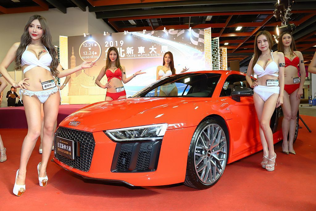2019台北新車大展將於12月21日正式開展,有重點新車展示外還有數名網紅車模相...
