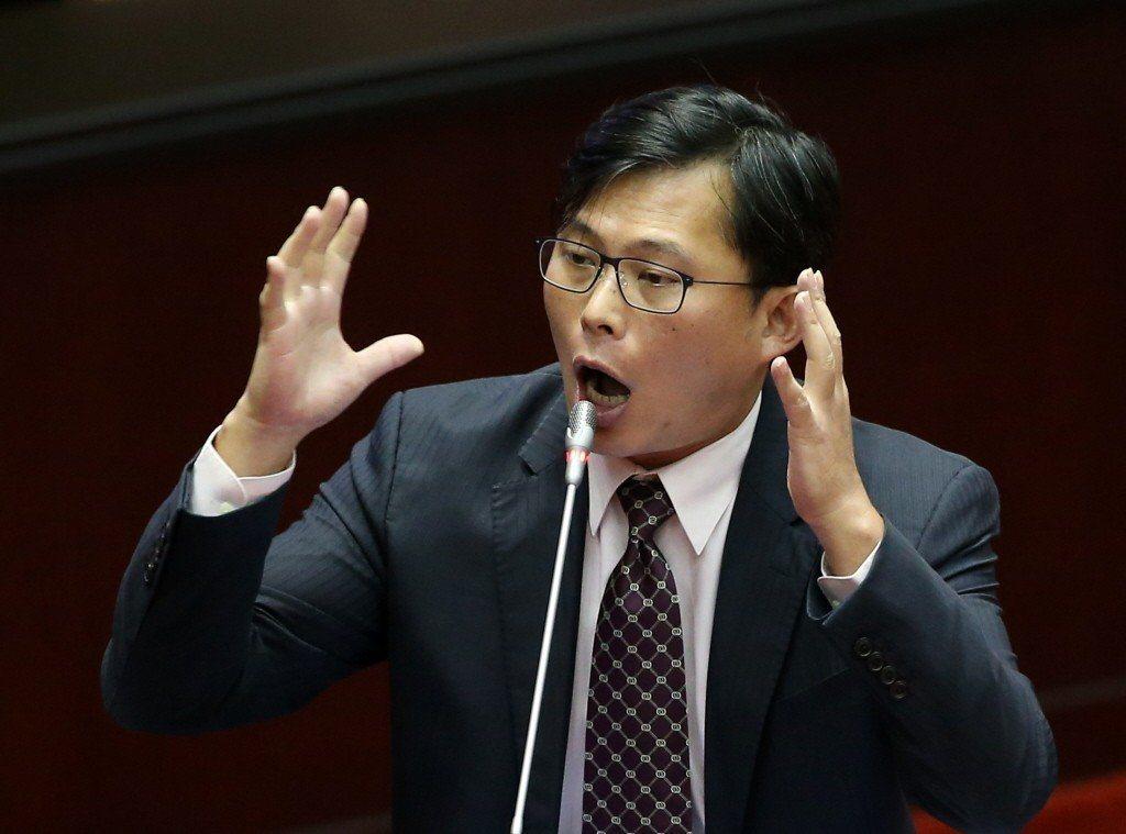 時代力量立委黃國昌。聯合報系資料照