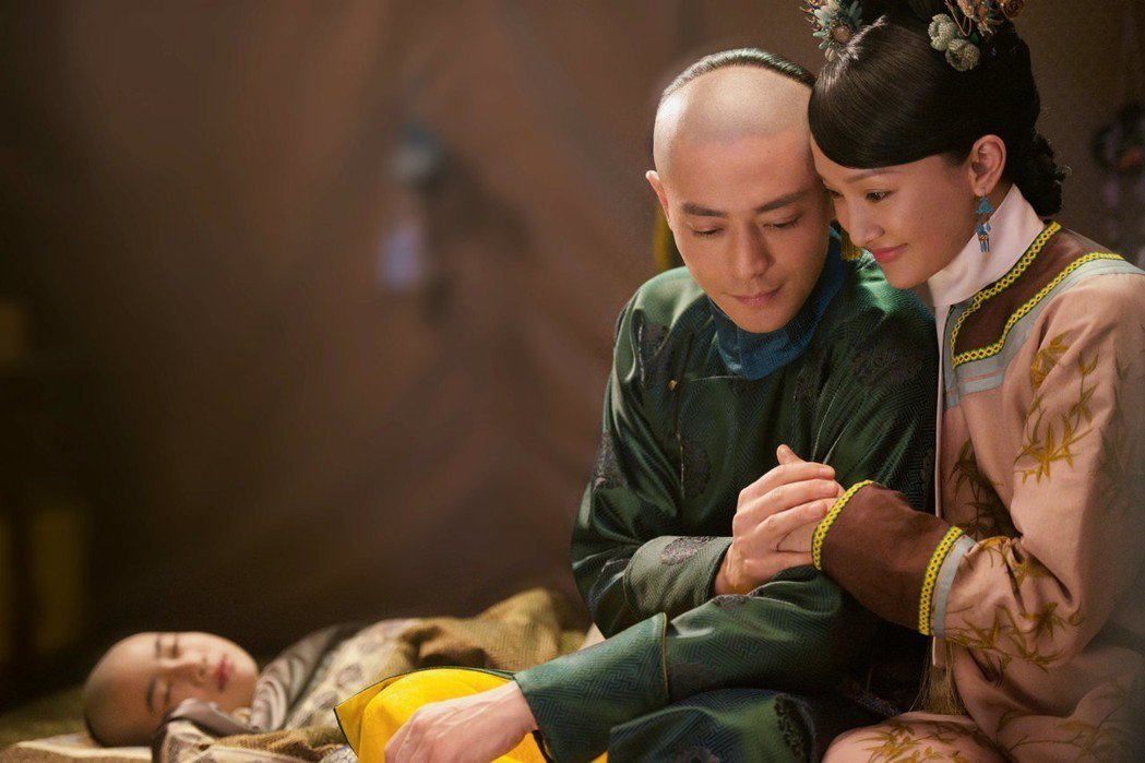 霍建華(左)很愛吃   圖/衛視中文台提供