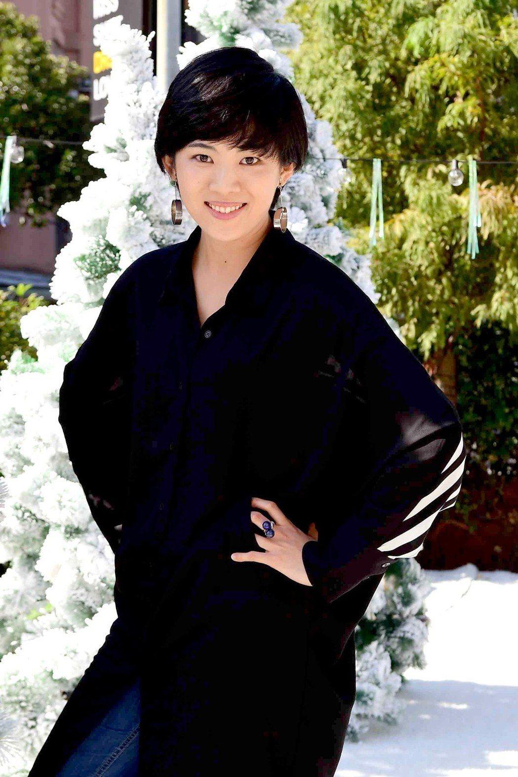 日本女星柴本幸  圖/華視提供