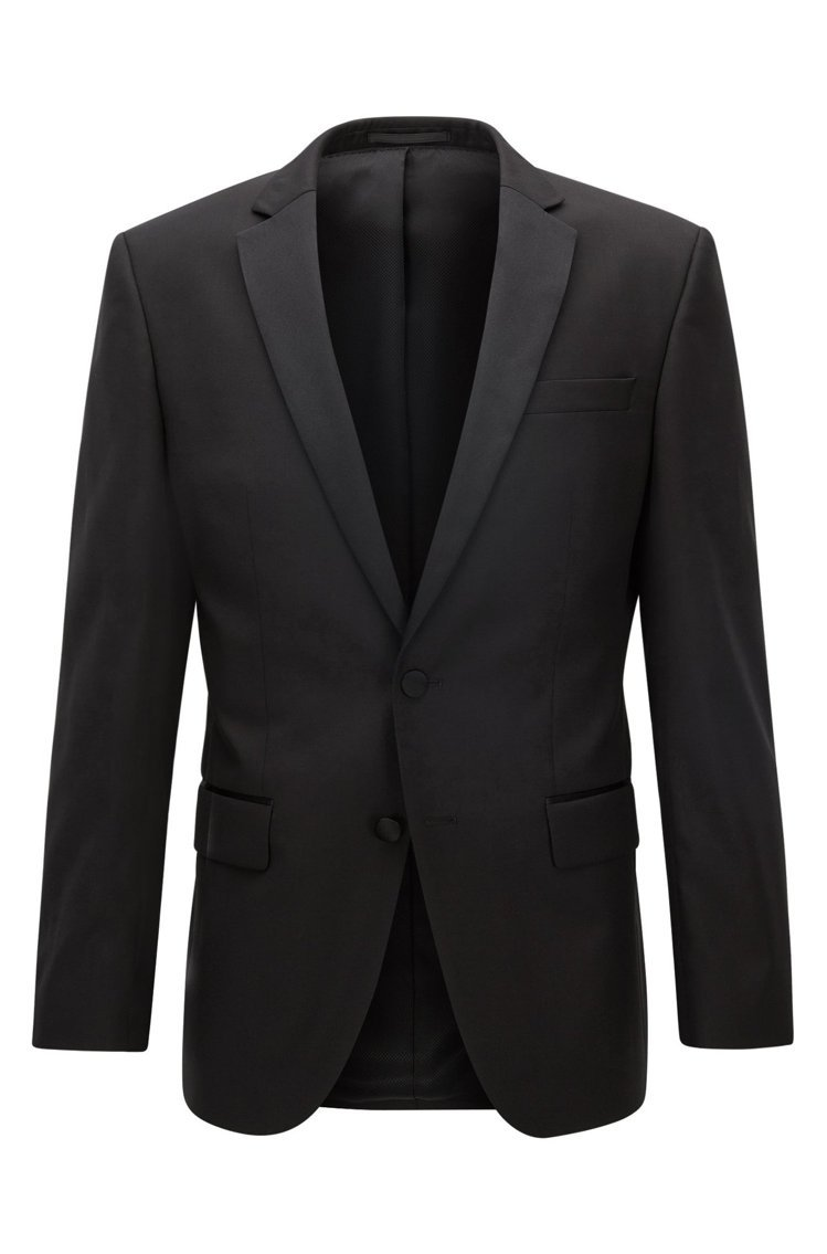 BOSS「Create Your Look」系列的西裝外套、西褲及西裝背心均可獨...