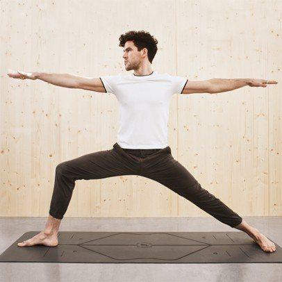 Liforme有「瑜珈墊中的愛馬仕」之稱。圖/盈望實業有限公司提供