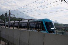淡海輕軌綠山線獲准營運 24日起免費試乘1個月