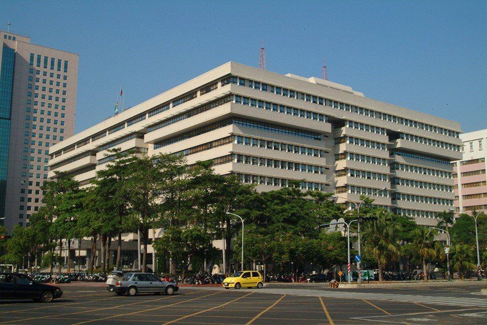 高雄市政府四維行政中心。圖/高雄市政府官方網站