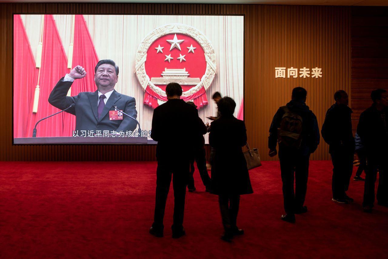 中國可能21日開始公布明年經濟計畫細節。法新社