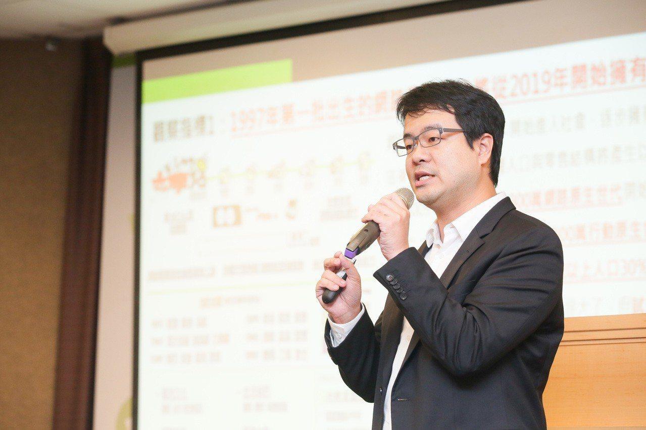 創業家兄弟董事長郭書齊。 圖/創業家提供