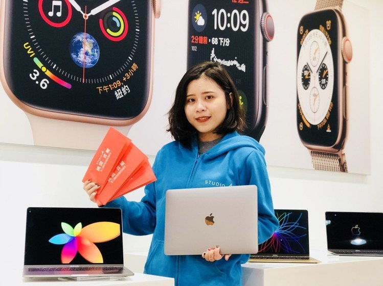 2018/12/31前,於STUDIO A購買Apple全系列主機即贈送韓國首爾...