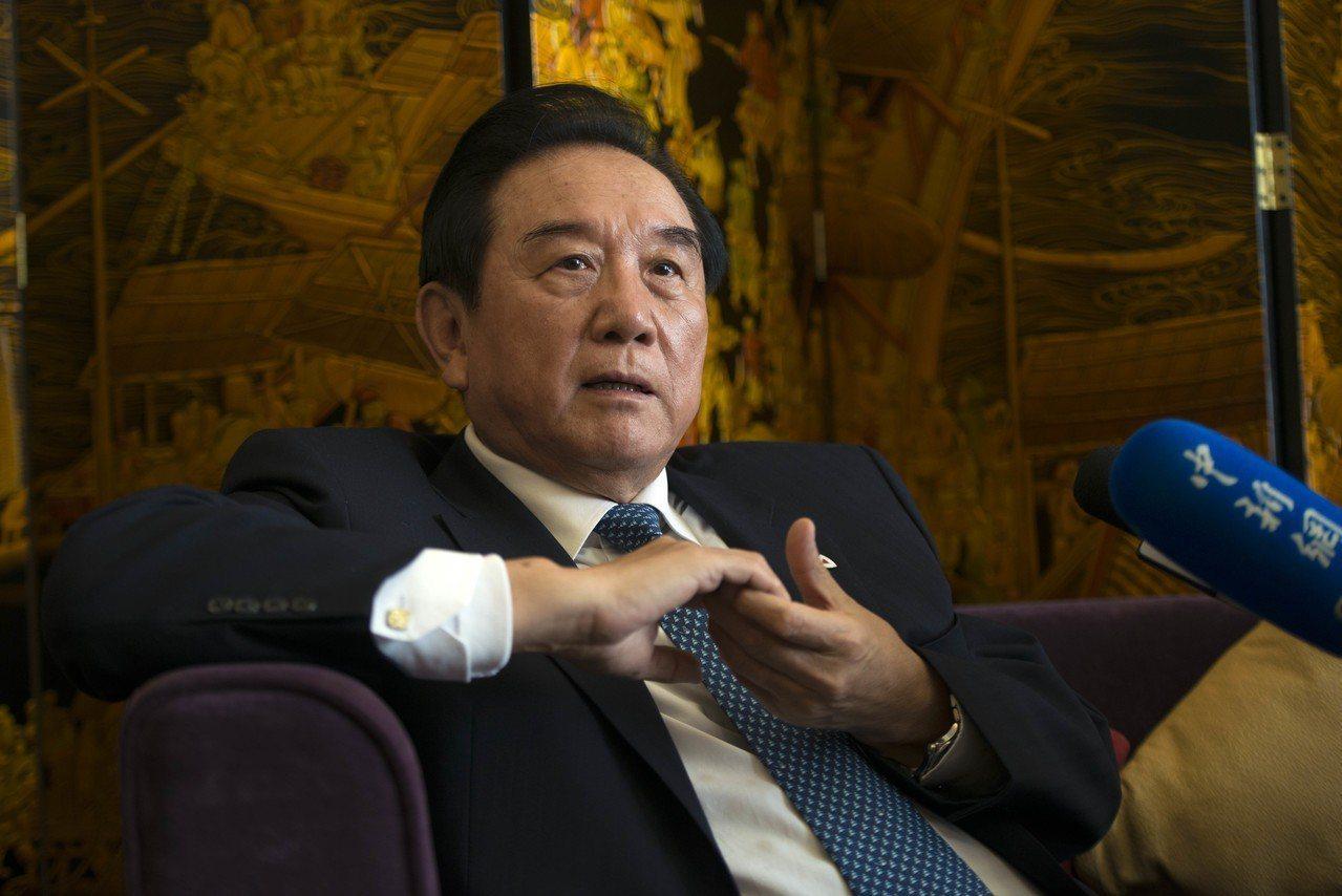 大陸海協會前會長陳雲林。 本報系資料庫