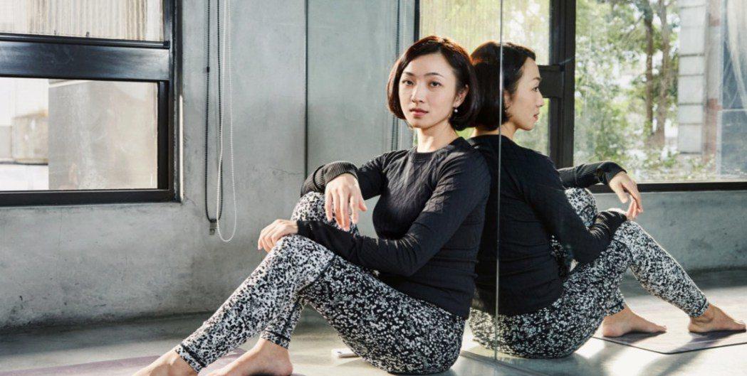 台中YOGAmiii瑜伽迷創辦人曾琬媛。台中YOGAmiii瑜伽迷/提供
