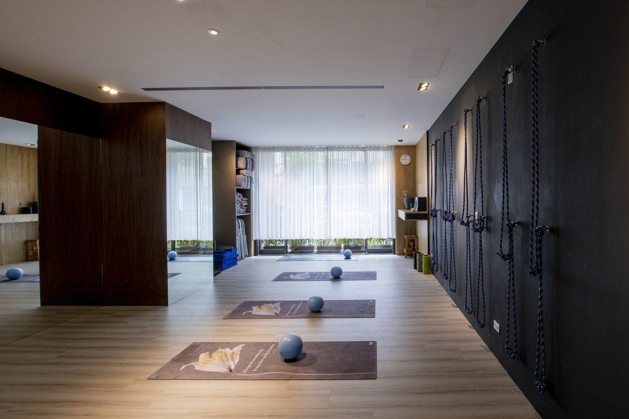 台中YOGAmiii瑜伽迷會館。台中YOGAmiii瑜伽迷/提供