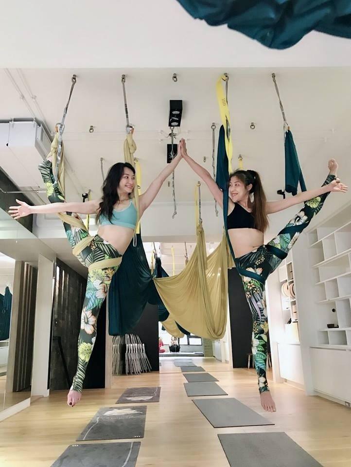 台中YOGAmiii瑜伽迷以小班教學,學生才是主角。台中YOGAmiii瑜伽迷/...