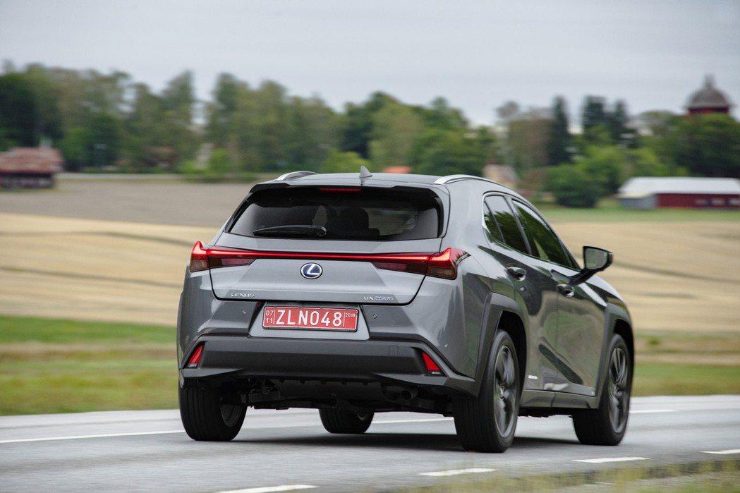 究竟Lexus UX300e會不會真的成真呢? 摘自Lexus