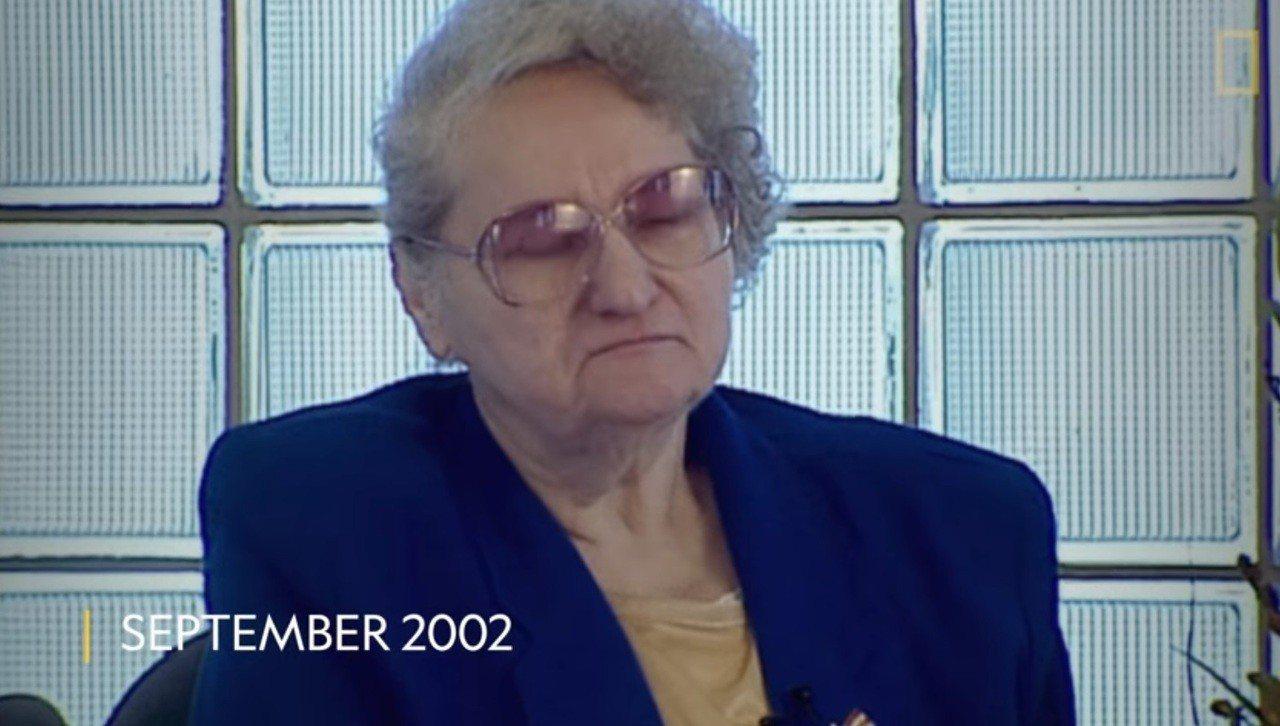 蘇‧波特(Sue Potter)生前影像。 圖擷自YouTube