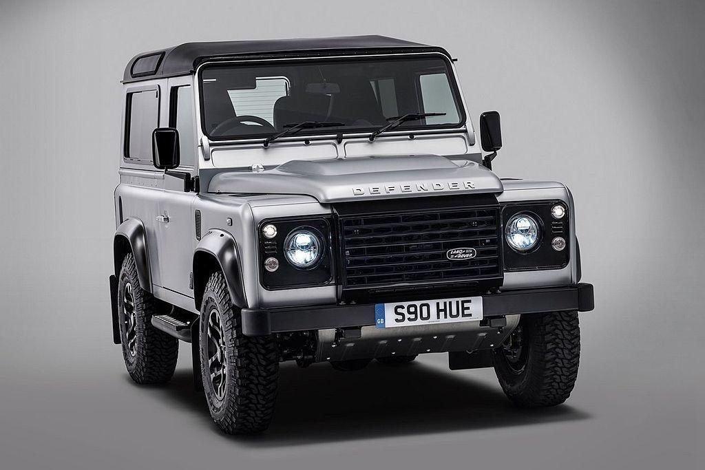Land Rover Defender自2016年停產後,就沒有最明確的後繼車發...