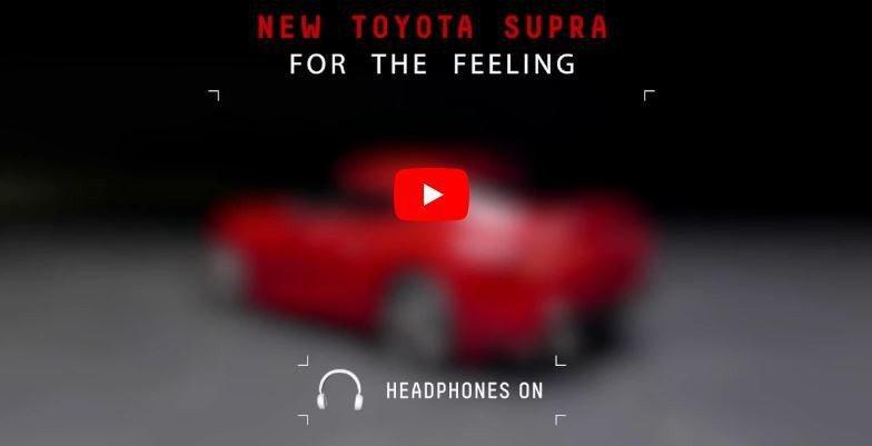 同一顆直六引擎,Toyota會調教出怎麼樣的表現呢? 擷取自Toyota Eur...