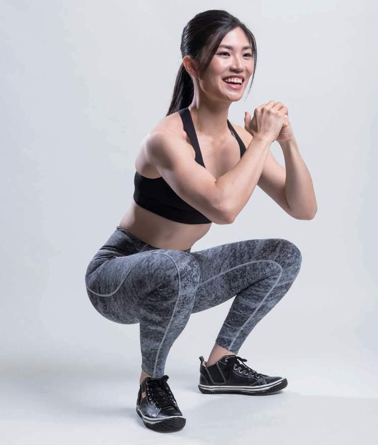 圖/商周出版《健身從深蹲開始》