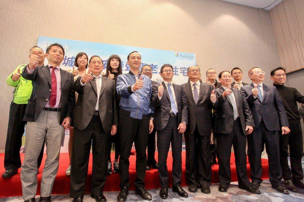 聲寶股份有限公司今(20)日與台灣三井不動產股份有限公司共同簽署合作意向書,現場...