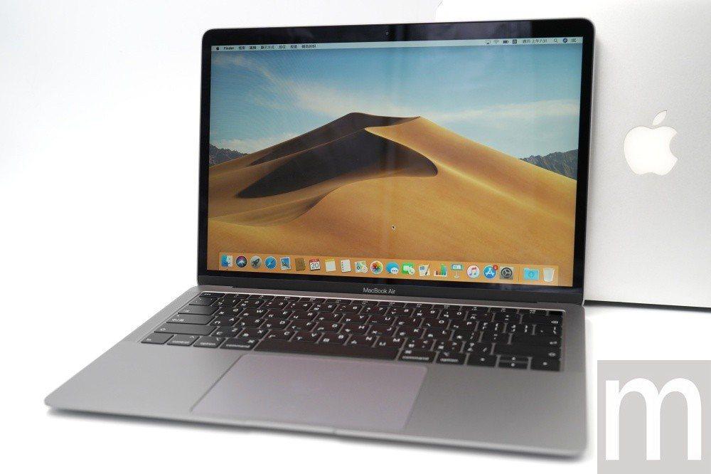 新款MacBook Air 13.3吋版本