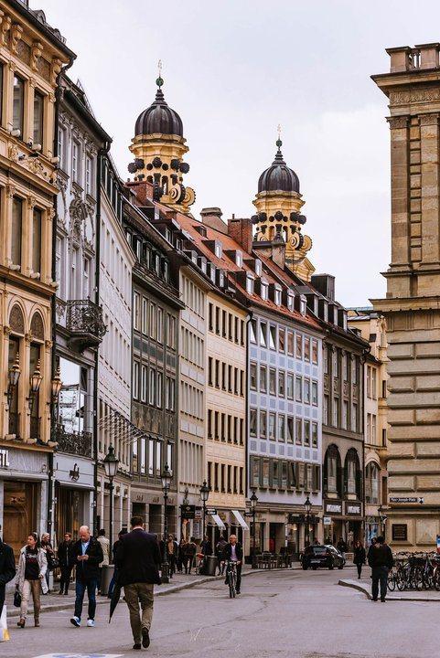 -慕尼黑市景。 圖/背包客棧