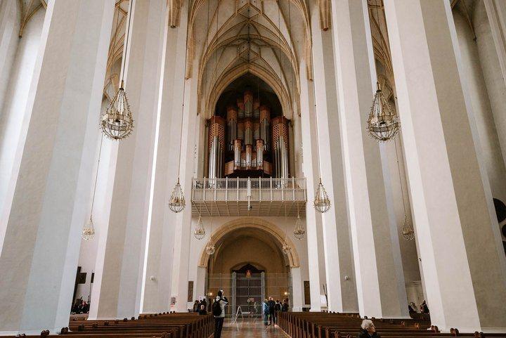 -慕尼黑聖母教堂。 圖/背包客棧