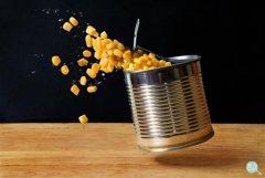為什麼早餐店都要用玉米罐頭打蛋?