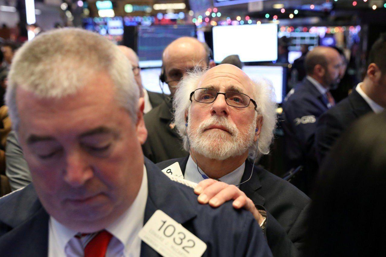 Fed的立場不如市場預期鴿派,美股周三大幅下跌。 路透