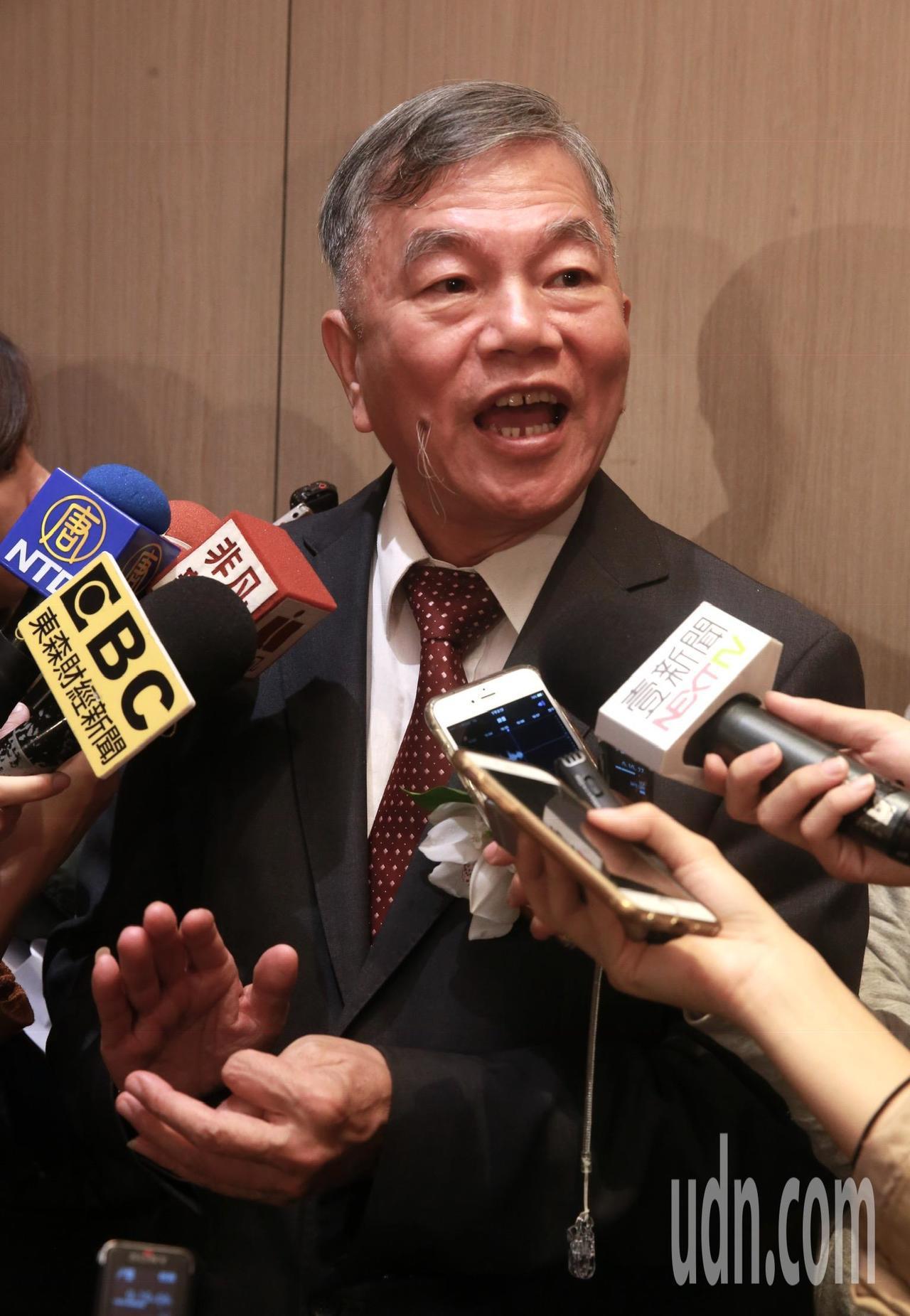 經濟部長沈榮津。聯合報系資料照/記者黃義書攝影