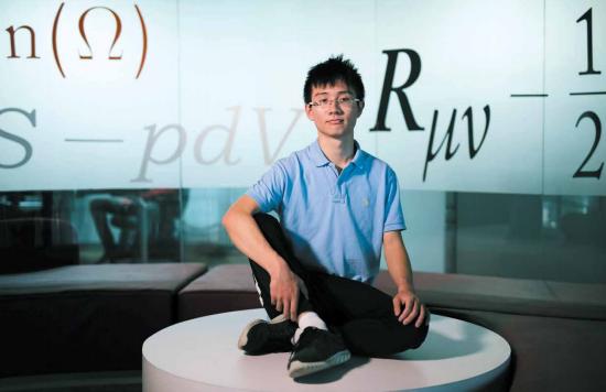 中國天才曹原發現了讓石墨烯實現超導的方法。(荔枝網)