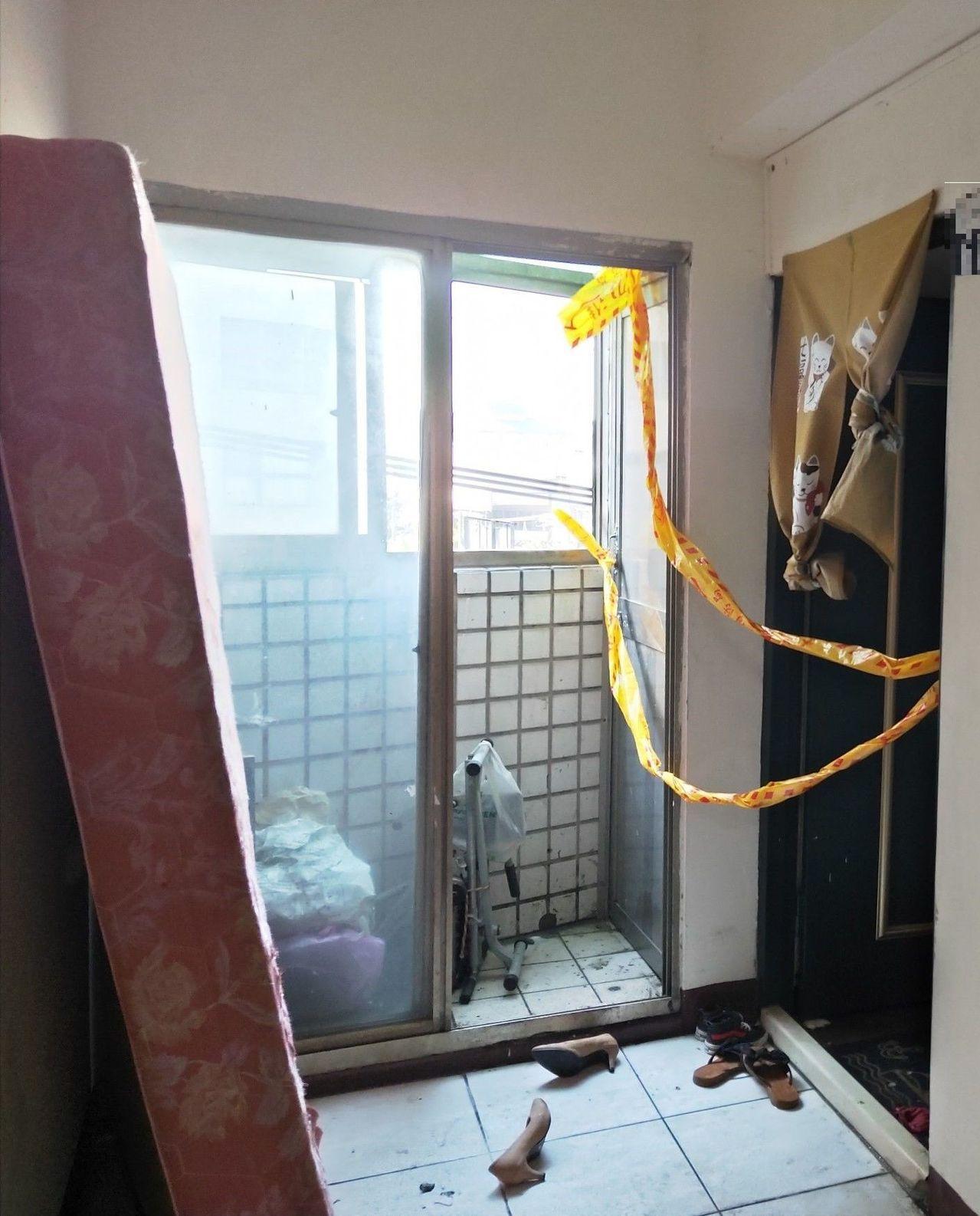 台中市烏日區中華路一處大樓住宅疑因更換卡式瓦斯爐瓦斯罐時不慎引發氣爆,造成2人受...