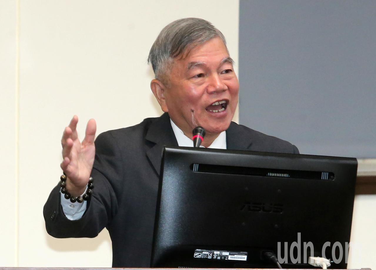經濟部長沈榮津今日在立法院經濟委員會表示,「工輔法」修法,就地列管是大方向,大方...
