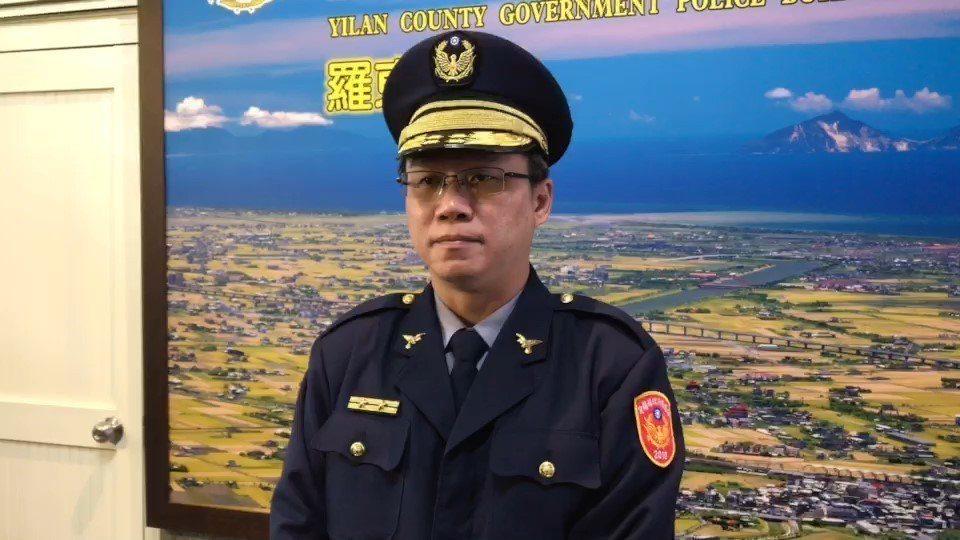 羅東鎮公正派出所吳俊毅表示,警方會協助後續的修復與賠償,警方將深入追查、通知報案...