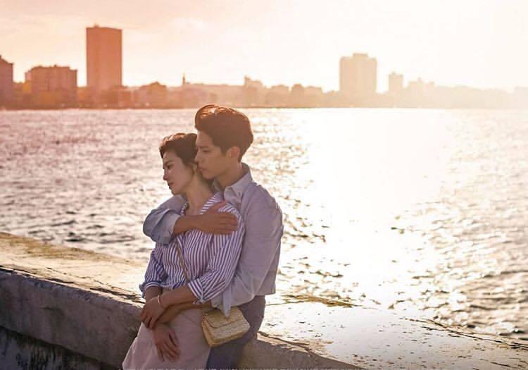 Chaumet品牌大使宋慧喬在韓劇《男朋友》中配戴Chaumet手鐲。圖/取自I...