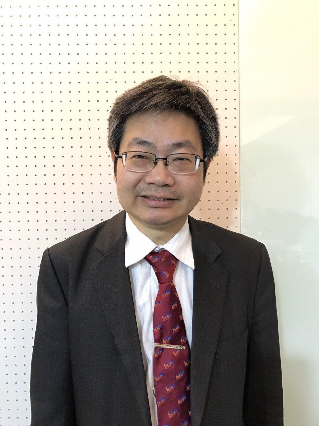 韓國瑜公布小內閣名單,準高雄市府財政局長李樑堅。圖/韓國瑜辦公室提供