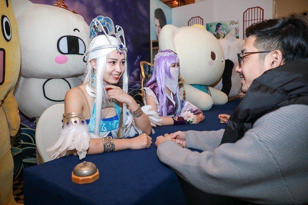 杭州IP授權大會上,超過50家中外知名IP與超過400名淘寶賣家就IP授權及衍生...