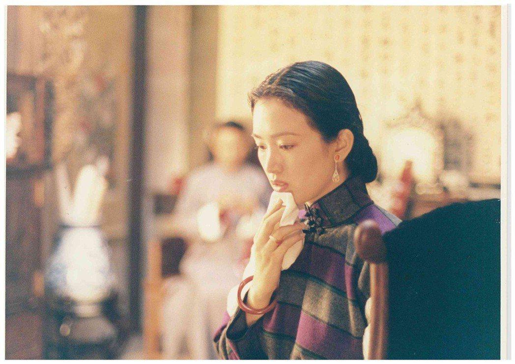 「霸王別姬」修復版6天破400萬票房。圖/甲上娛樂提供