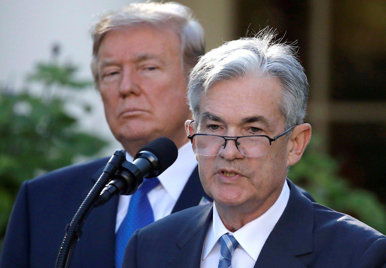 美國聯準會主席鮑爾雖非經濟學家出身,但和其他經濟學家出身的歷屆主席一樣相信經濟數...